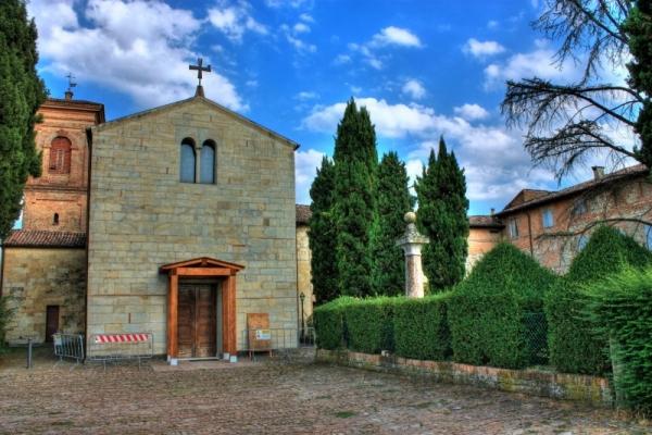 Parish Church of San Giacomo at Colombaro
