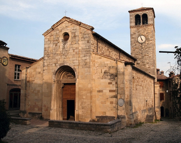 Pieve di San Giorgio a Vigoleno