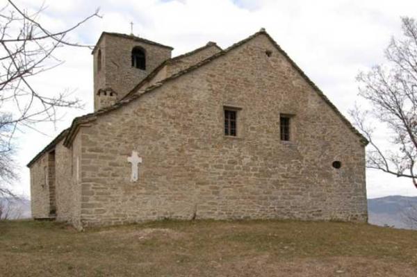 Parish Church of Tizzano at Val Parma