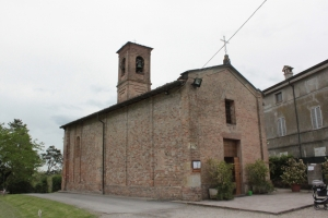 Church of San Tommaso di Cabriolo