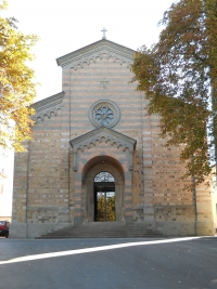 Eglise paroissiale de San Prospero